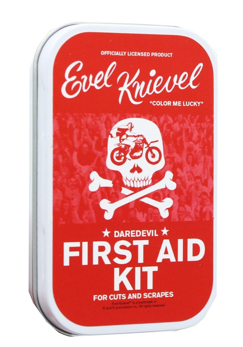 Evel Knievel First Aid Kit