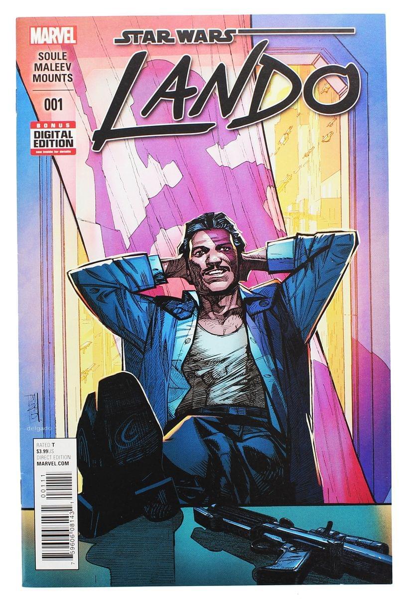 Star Wars Lando #1 Comic Book