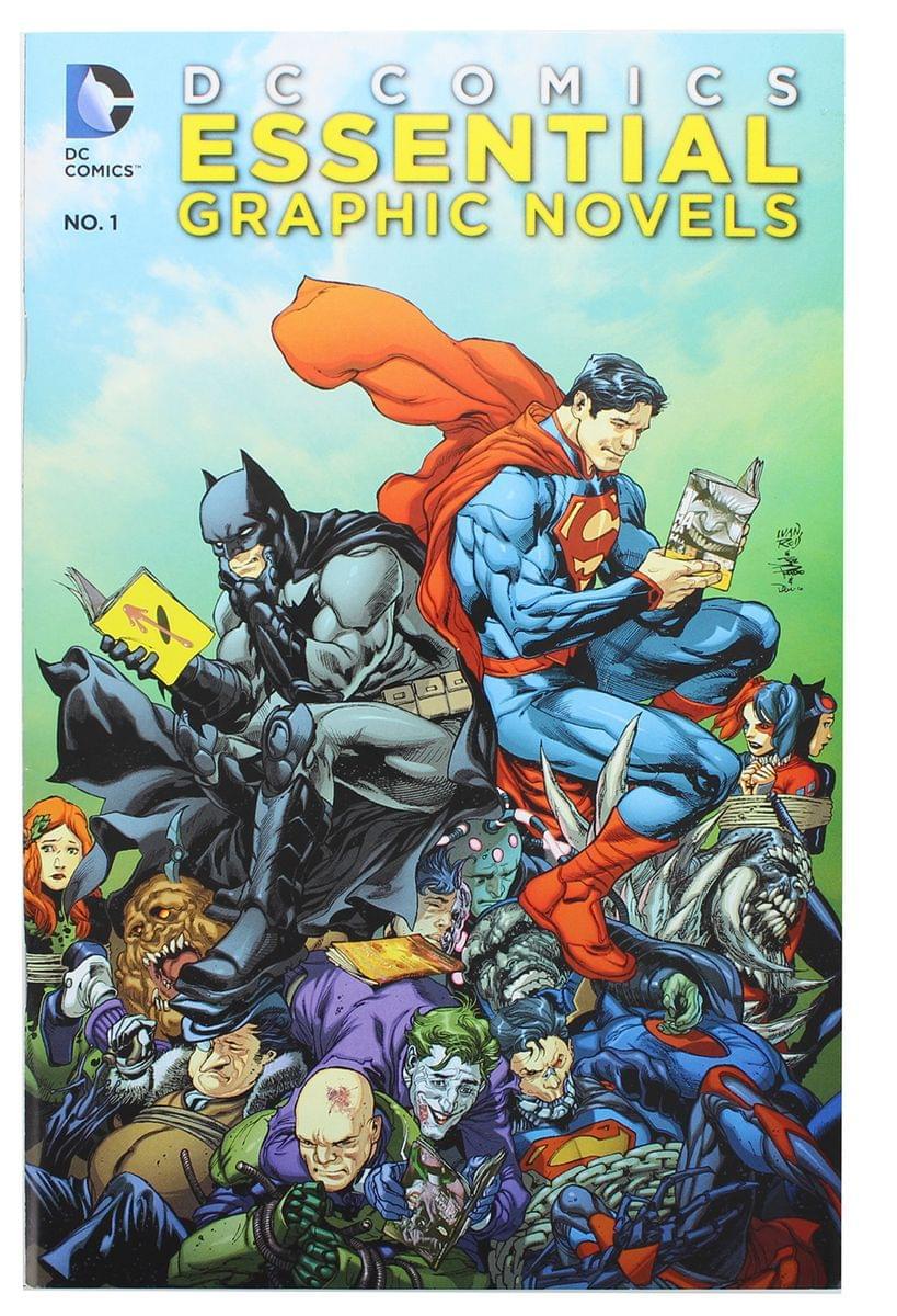 Batman: Dark Knight Returns #1 DC Comic Essentials (Comic Block Exclusive Cover)