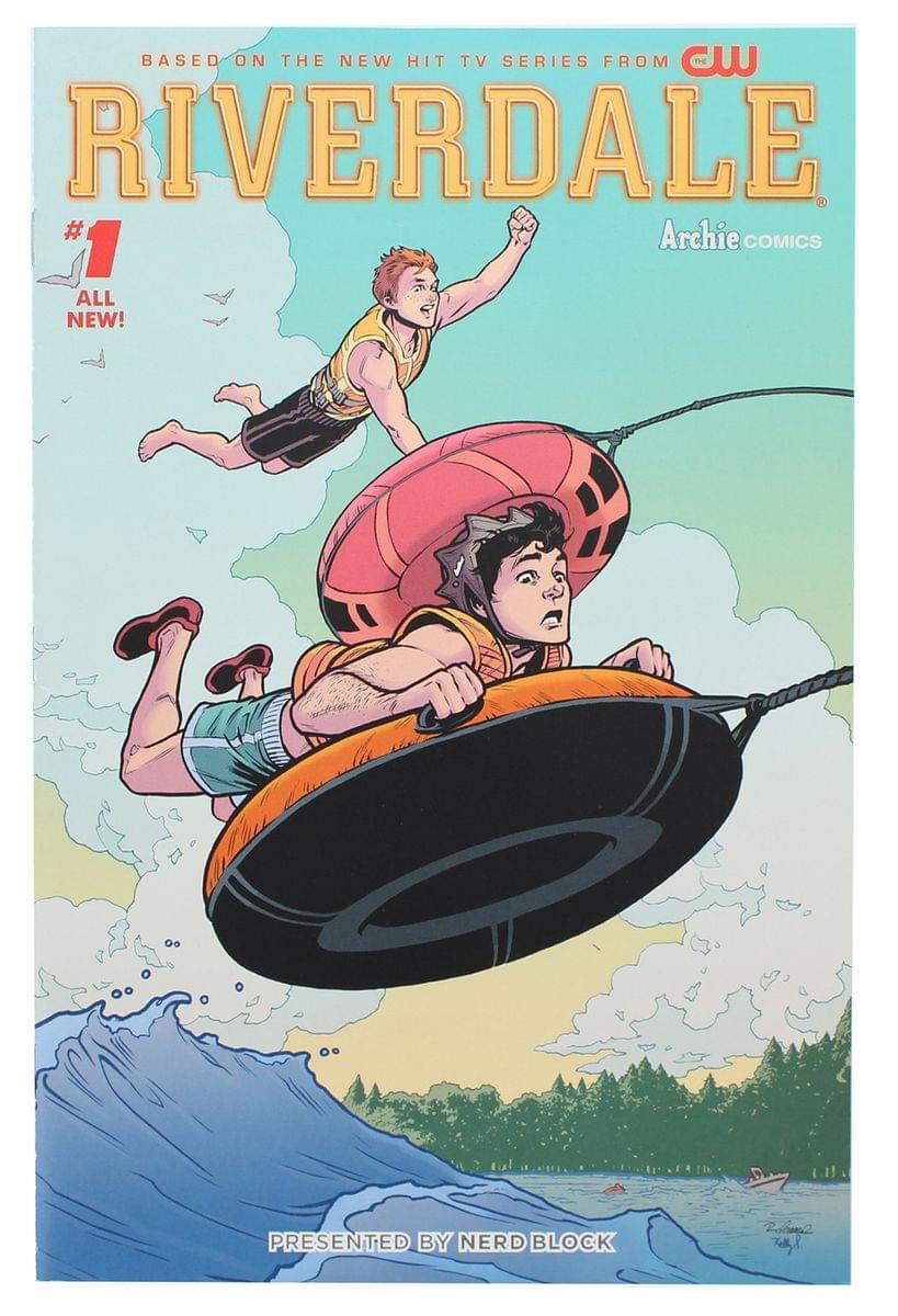 Archie Comics Riverdale #1 (Nerd Block Exclusive Cover)