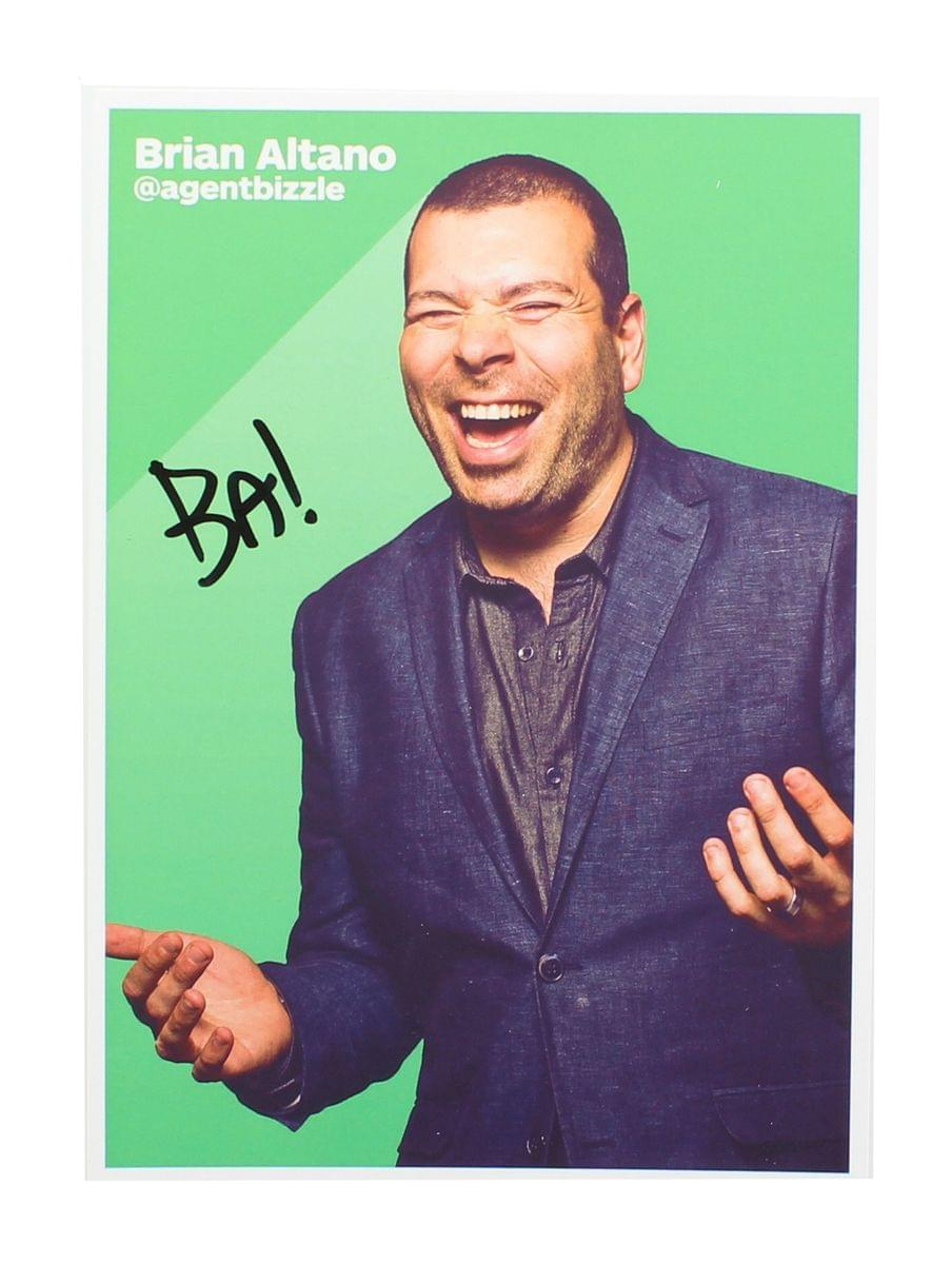 Brian Altano 5x7 Autographed Print (Nerd Block x IGN Exclusive)