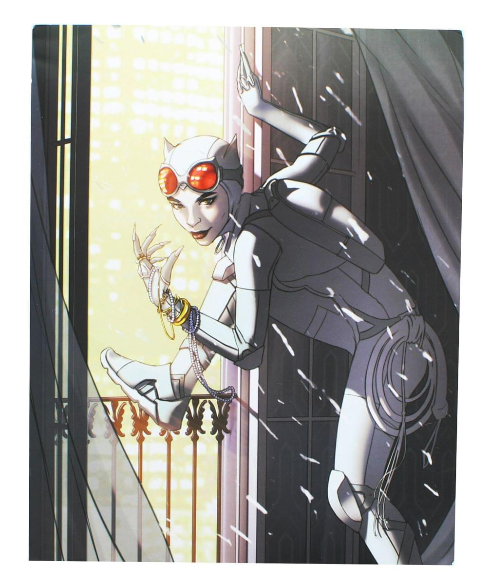 Catwoman Art Print by W. Scott Forbes (Nerd Block Exclusive)