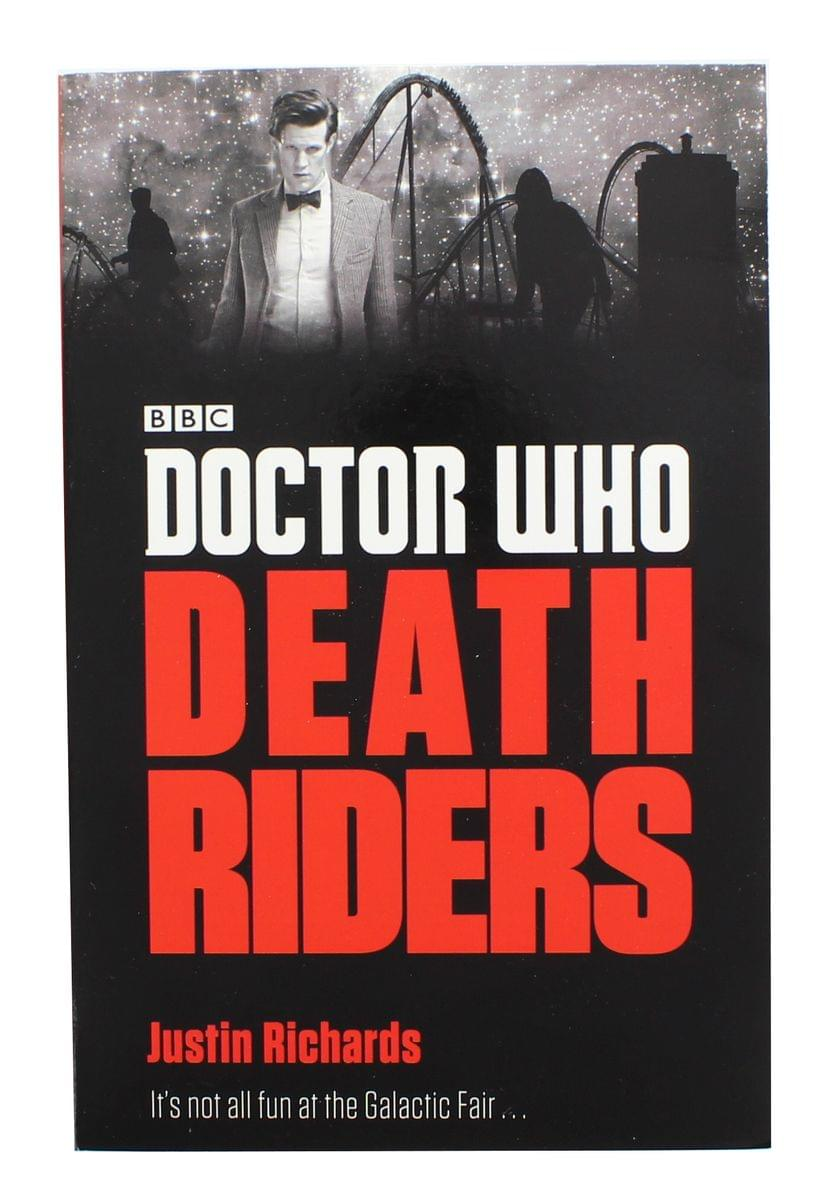 Doctor Who: Death Riders Paperback Book