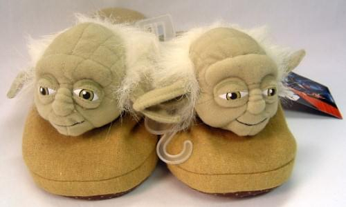Star Wars Yoda Small Slippers