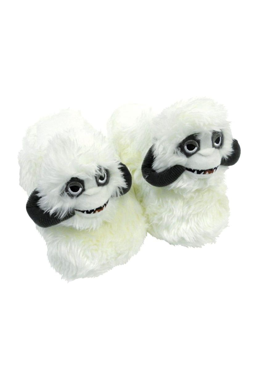 Star Wars Mens Wampa Slippers Large