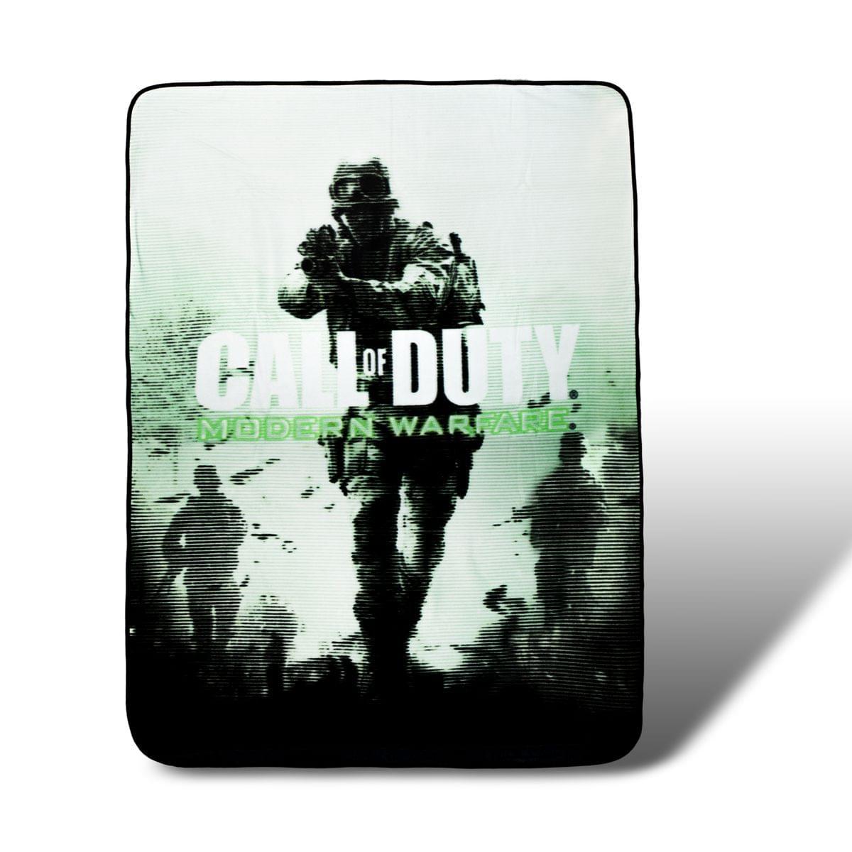Call of Duty Lightweight Fleece Throw Blanket | 45 x 60 Inches
