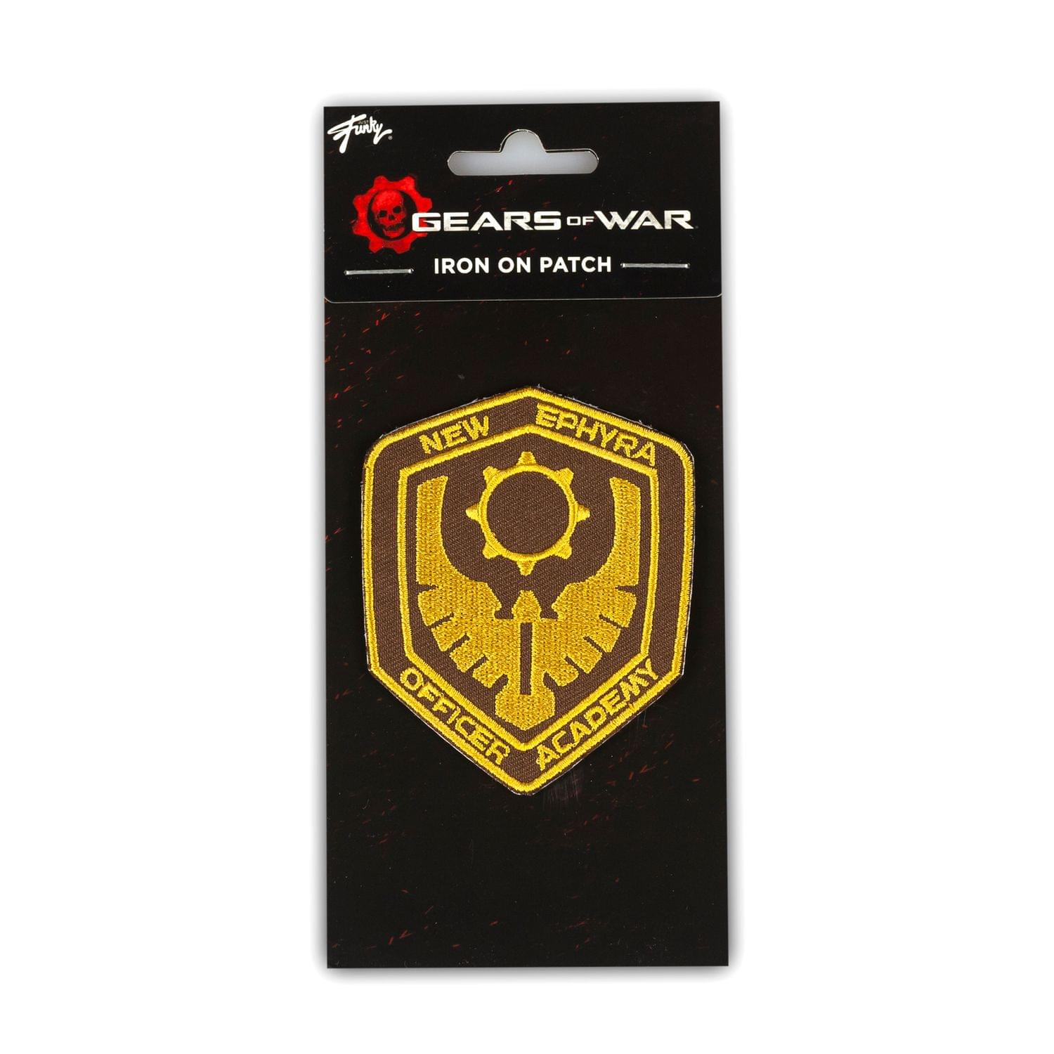 Gears Of War 3 Inch Patch | Licensed Microsoft Studios Accessories