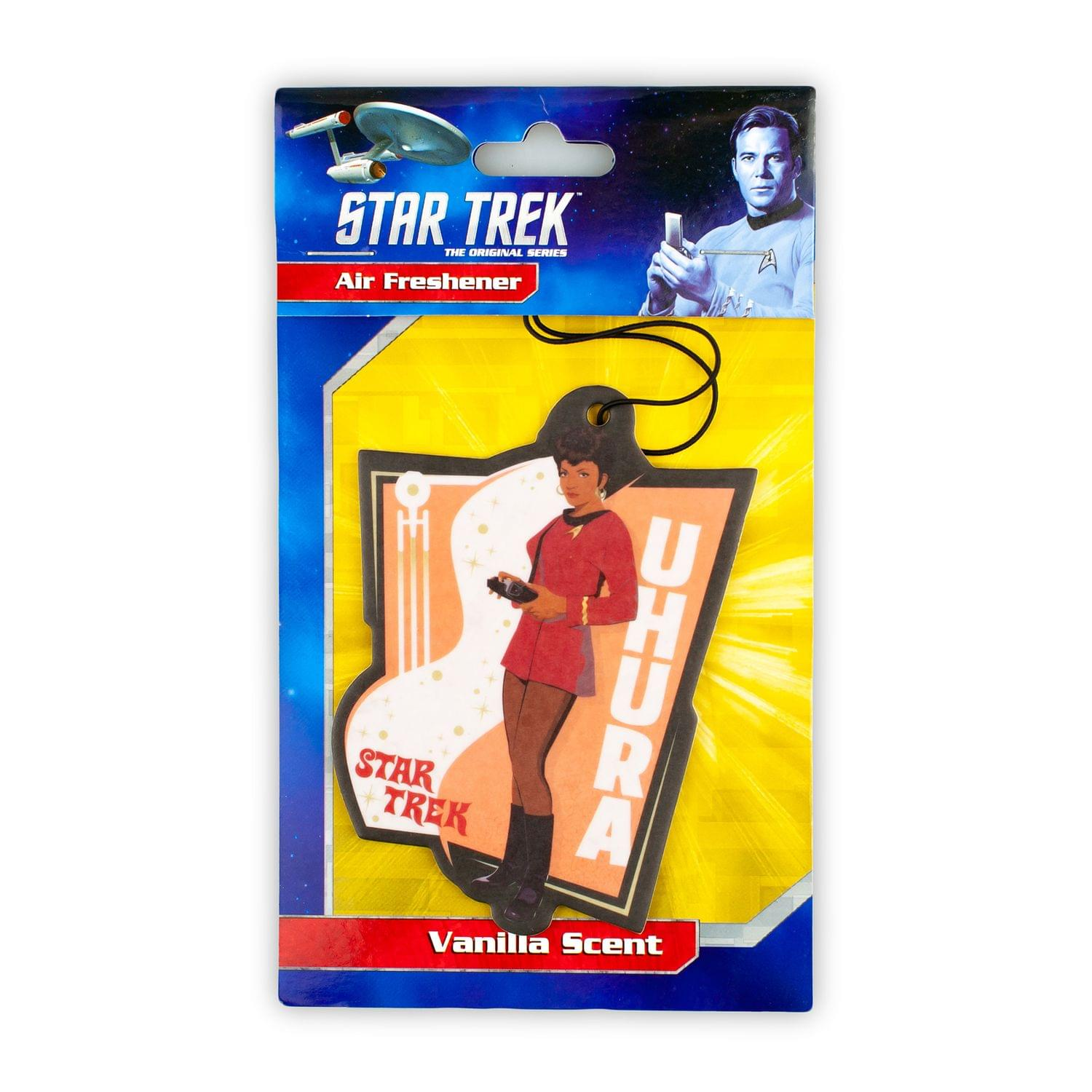 Star Trek: The Original Series Uhura Air Freshener | Vanilla Scented