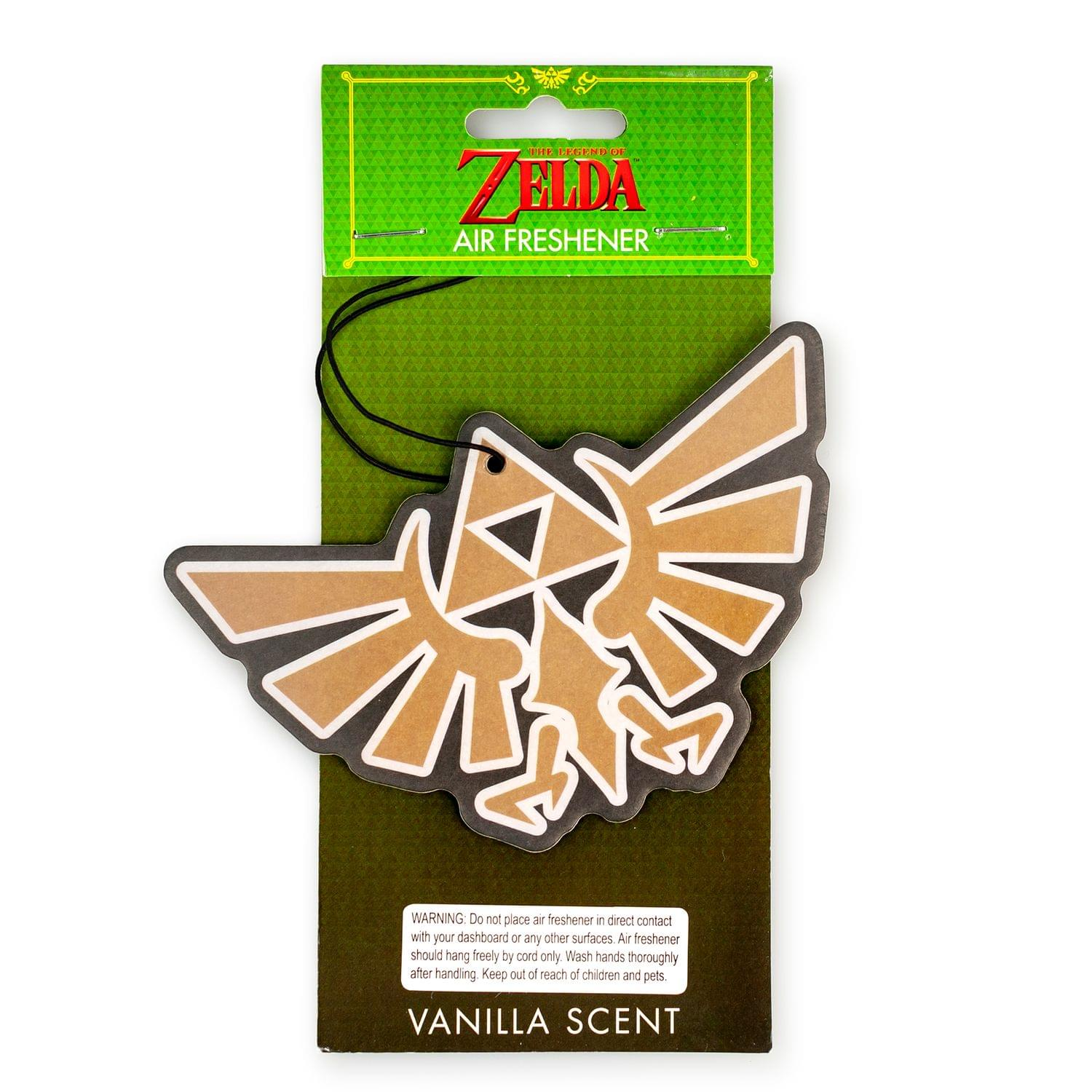 The Legend of Zelda Hyrule Air Freshener | Nintendo Game Collectible