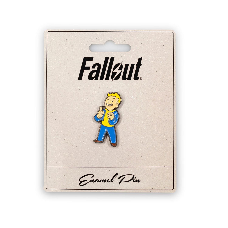 Fallout Charisma Perk Pin | Official Fallout Video Game Series Small Enamel Pin