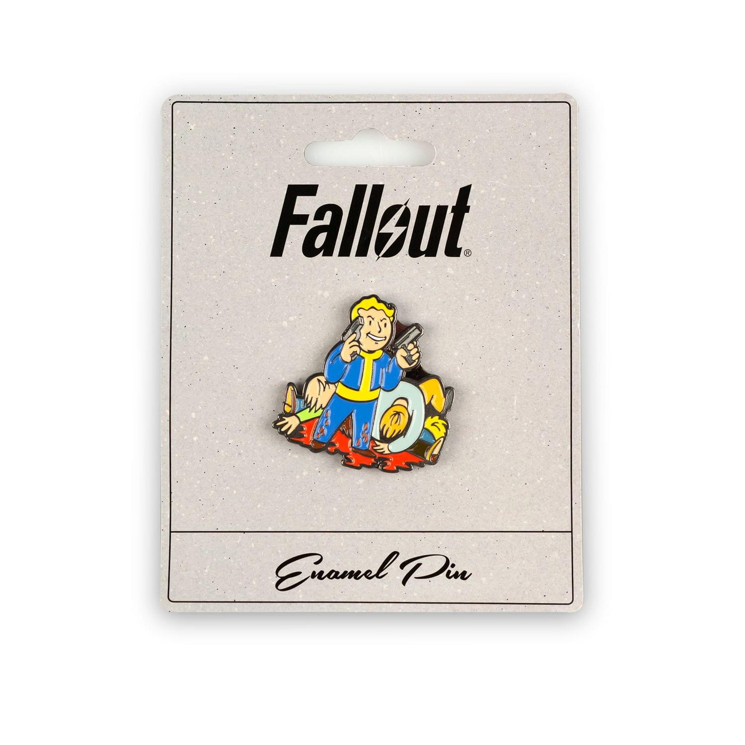 Fallout Better Criticals Perk Pin | Official Fallout Video Game Small Enamel Pin