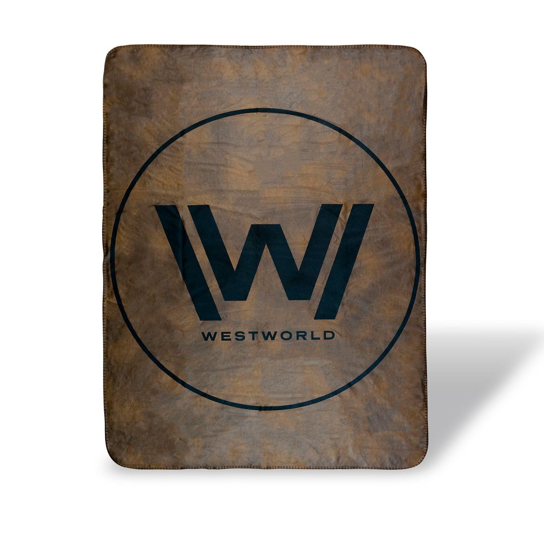 Westworld Logo 45 x 60 Inch Throw Stadium Blanket