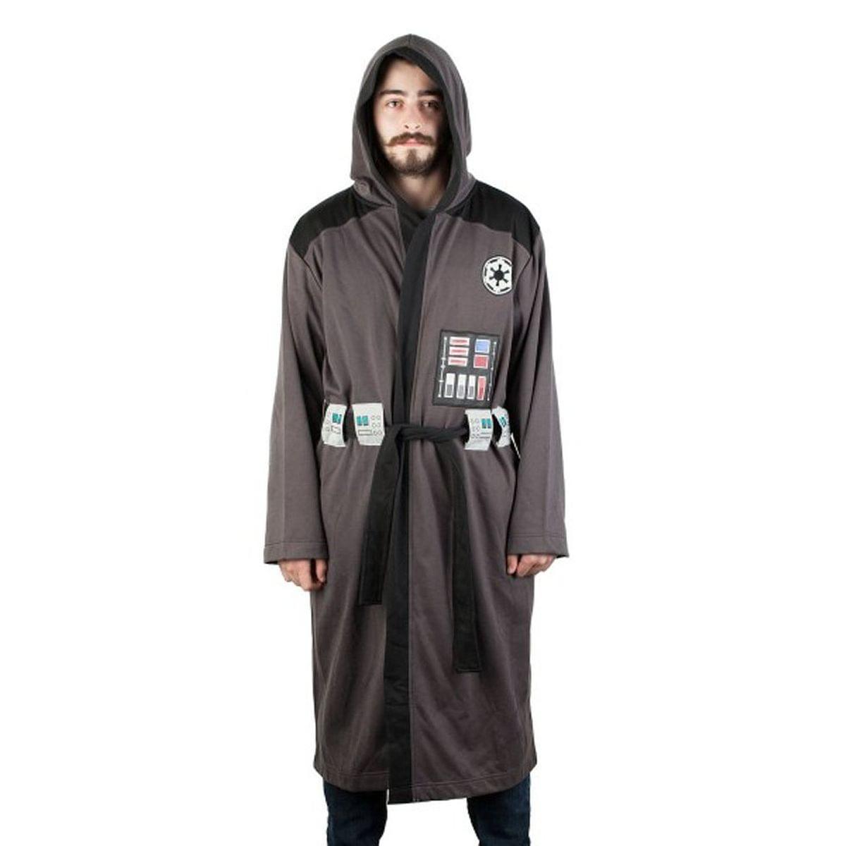 Star Wars Darth Vader Adult Bath Robe Small/ Medium