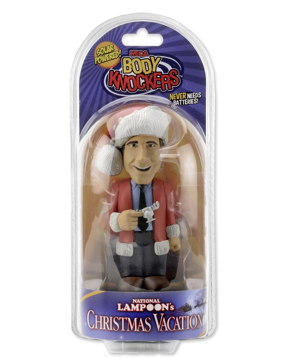 Neca National Lampoon's Christmas Vacation Santa Clark