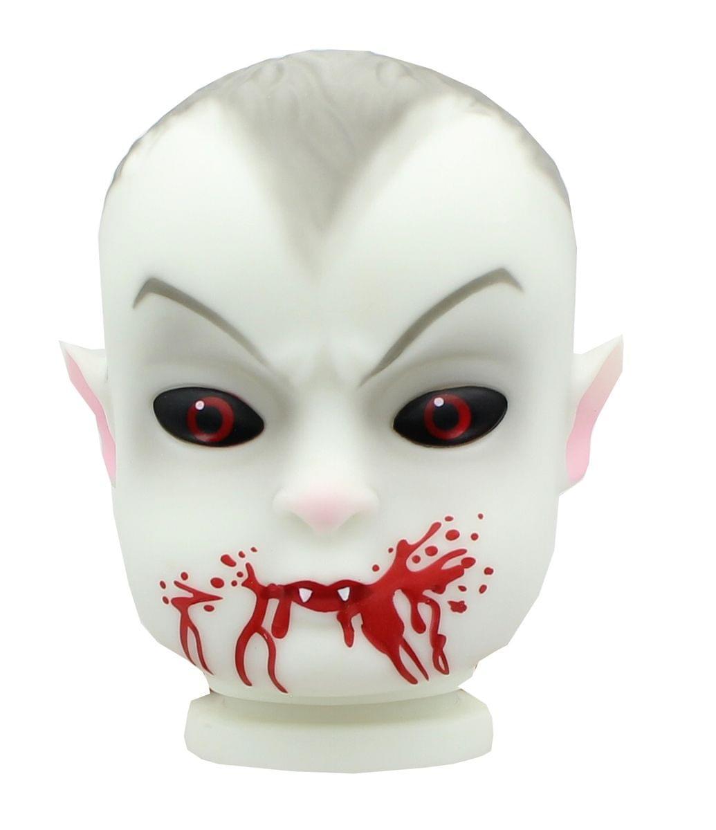 Baby Bleeds You Alive, Creepy Doll Head No. 2