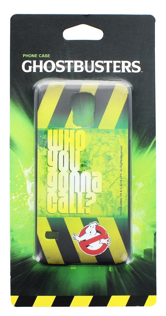 Ghostbusters Who You Gonna Call Samsung Galaxy S5 Phone Case