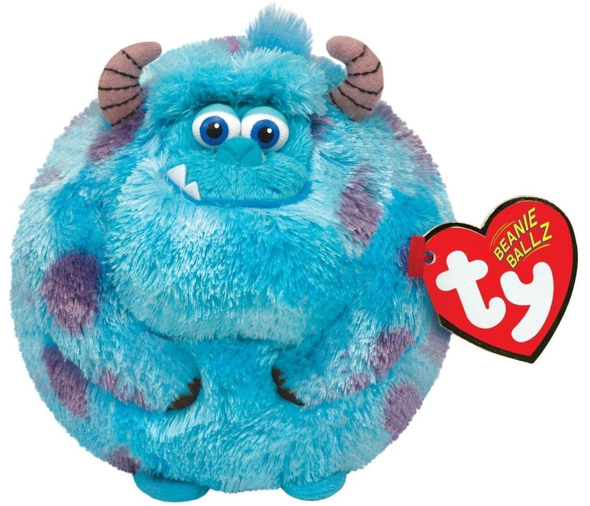7453cb87c99 Monsters University Ty Beanie Ballz Plush  Sully 8421381289