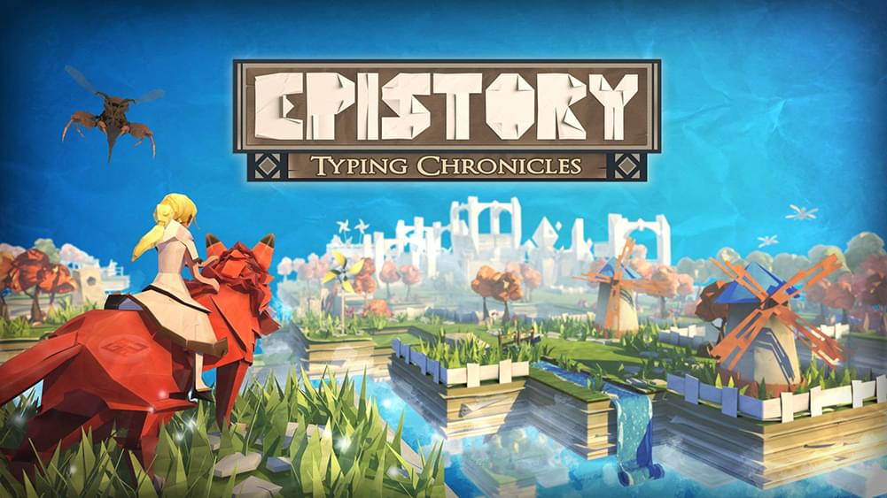 Epistory: Typing Chronicles PC Video Game (Steam Key)