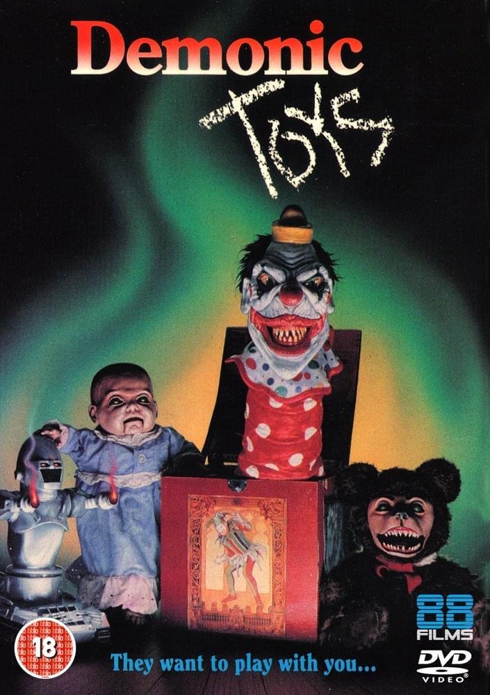 Demonic Toys DVD