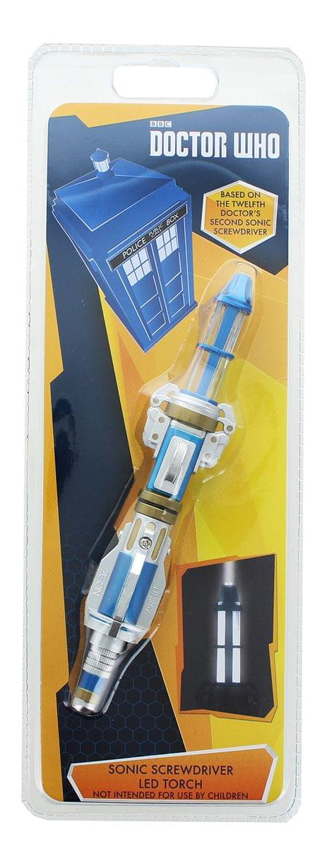 Doctor Who Snic Screwdriver LED Torch