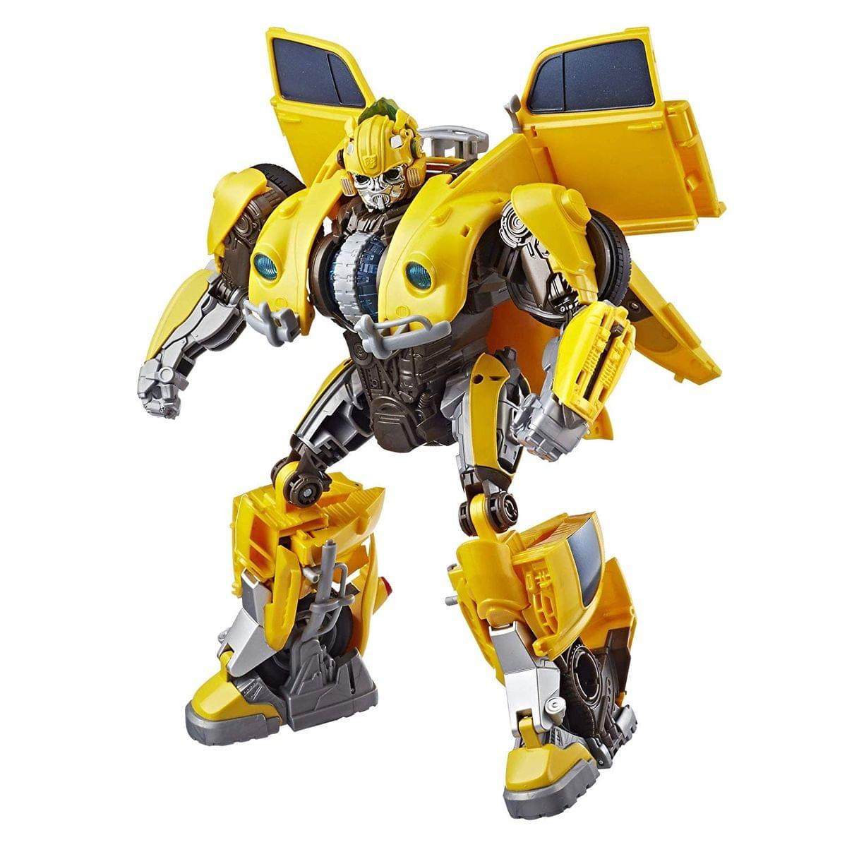 Transformers Bumblebee Power Charge Bumblebee