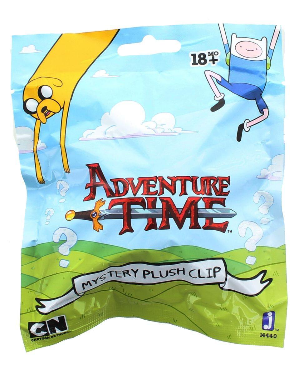 Adventure Time Blind Bag Plush Hangers - One Random