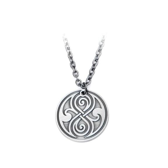 Dr. Who Seal of Rassilon Necklace