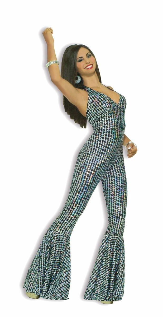 boogie dancin' babe adult costume medium | ebay