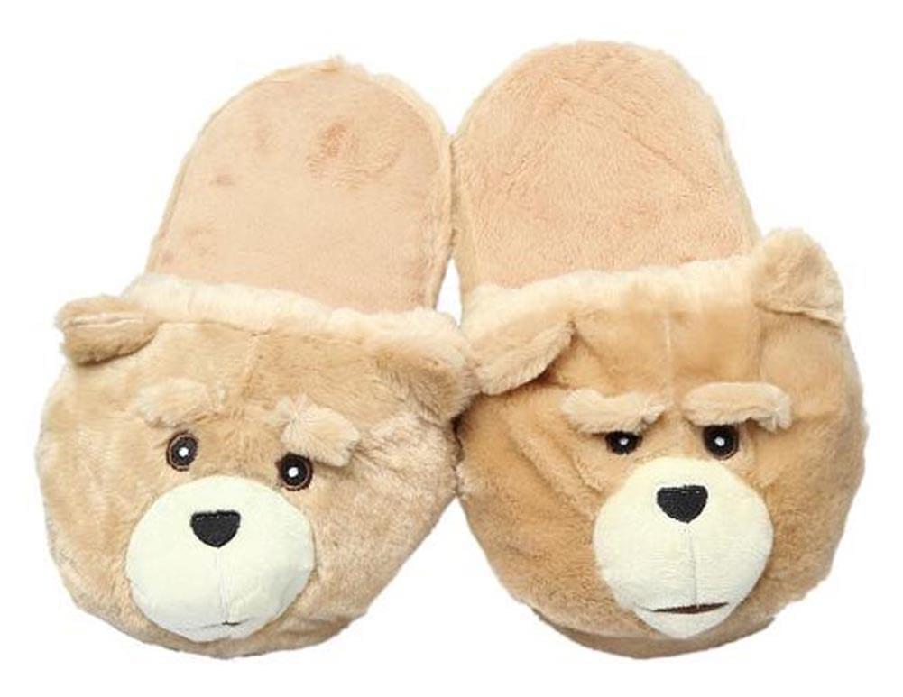 Ted The Movie Plush Slippers Small