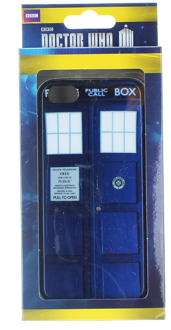 Doctor Who iPhone 5 Hard Snap Case I Am TARDIS