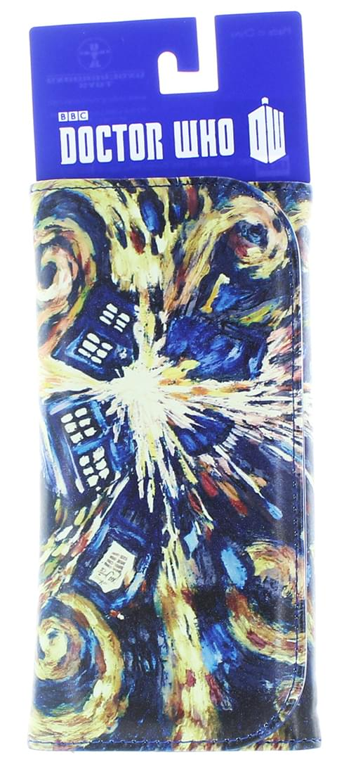 Doctor Who Purse Van Gogh Exploding TARDIS