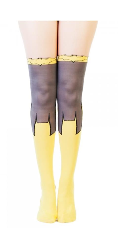 DC Comics Batgirl Women's Sheer Costume Tights