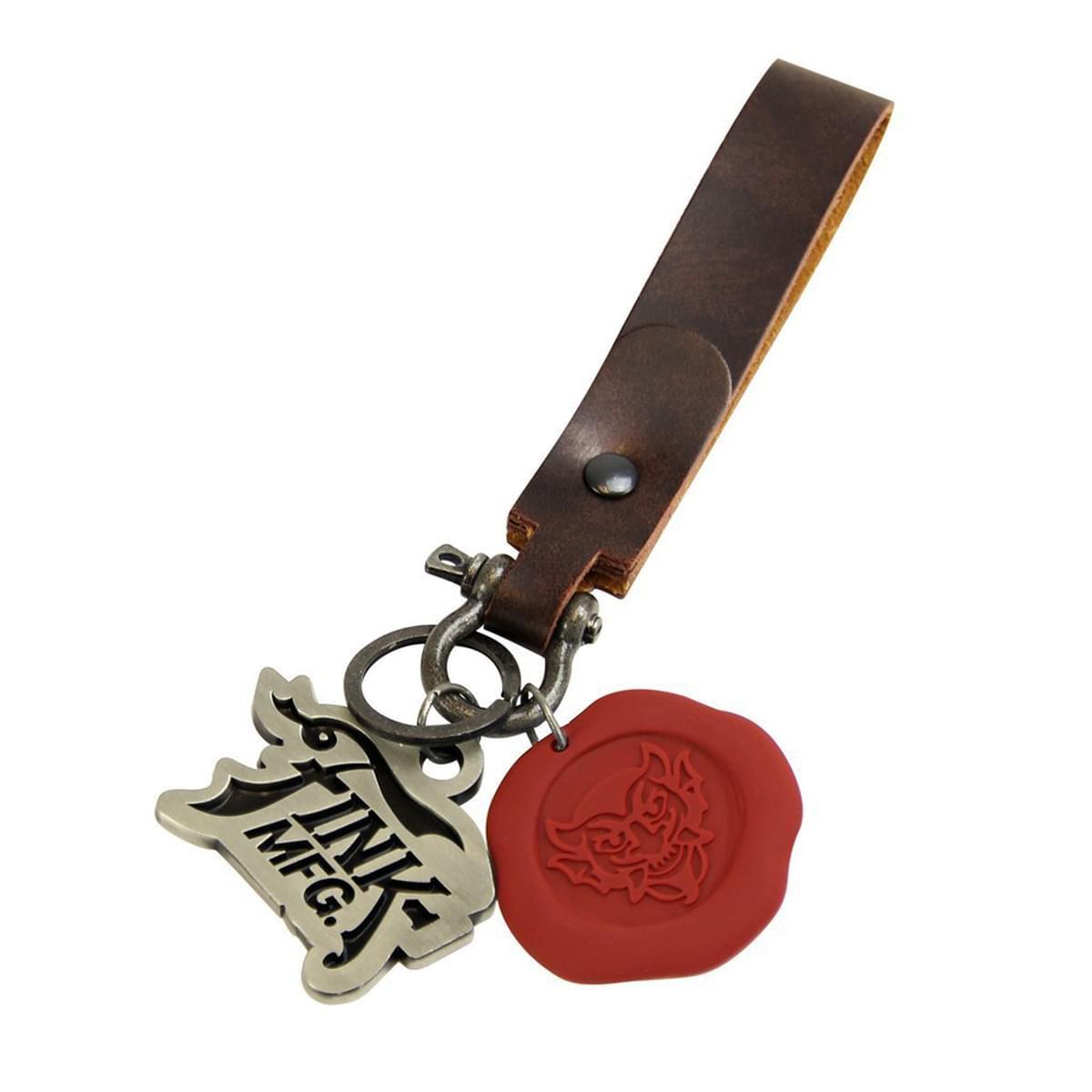 Bioshock Key Chain: Devil's Kiss