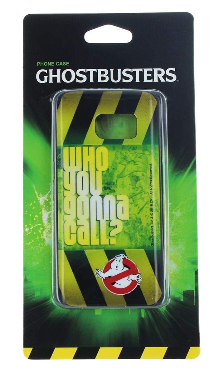 Ghostbusters Who You Gonna Call Phone Case - Samsung Galaxy S7 Edge