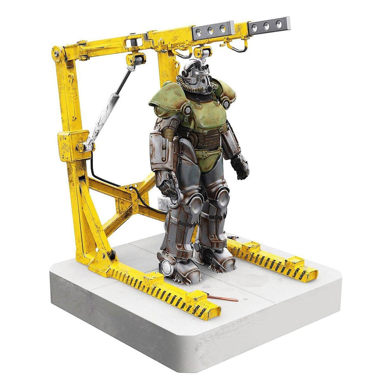 Fallout T51 Power Armor & Cradle 4 Port USB Hub