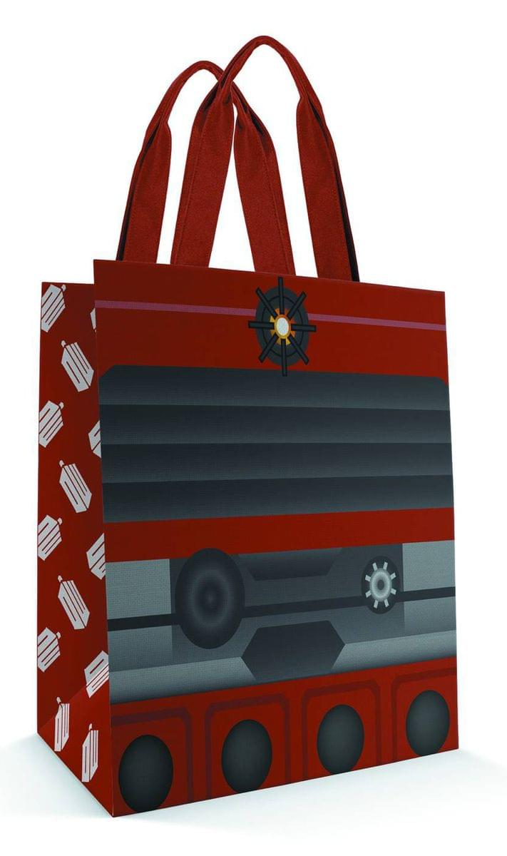Doctor Who I Am Dalek Large Tote Bag