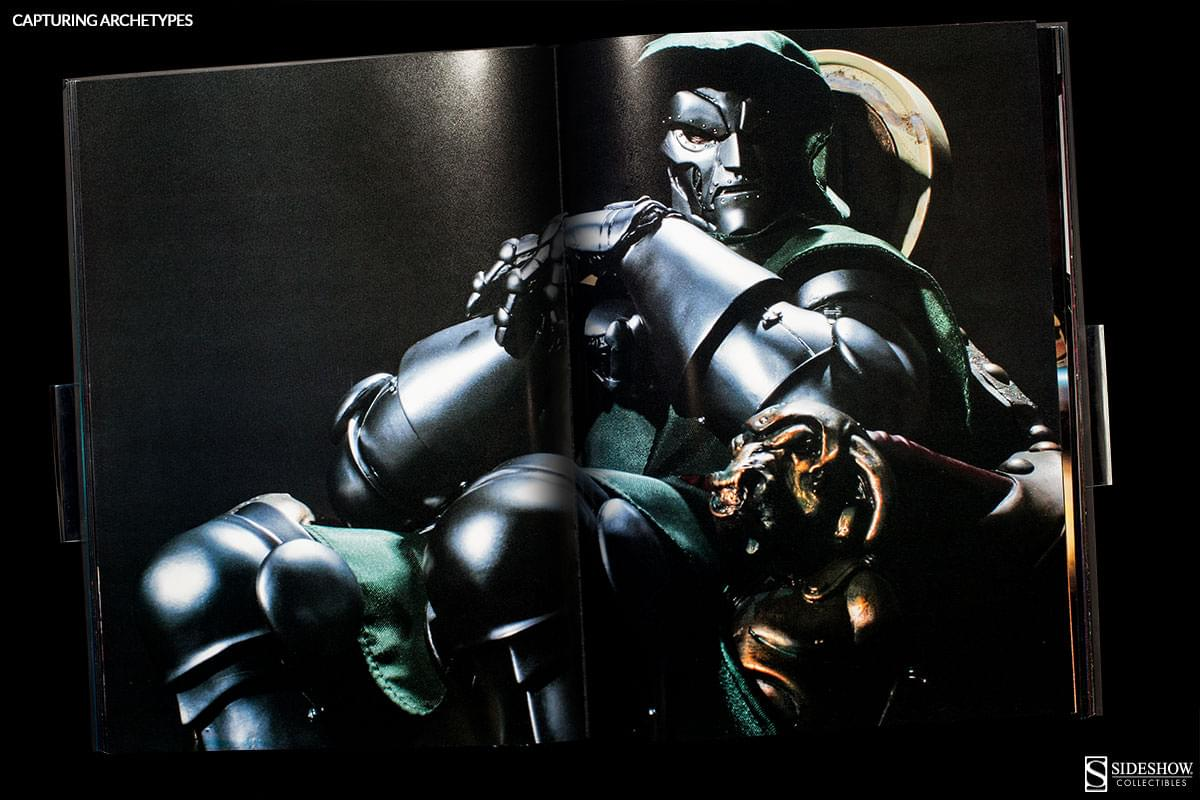 Capturing Archetypes: Twenty Years of Sideshow Collectibles Art Book