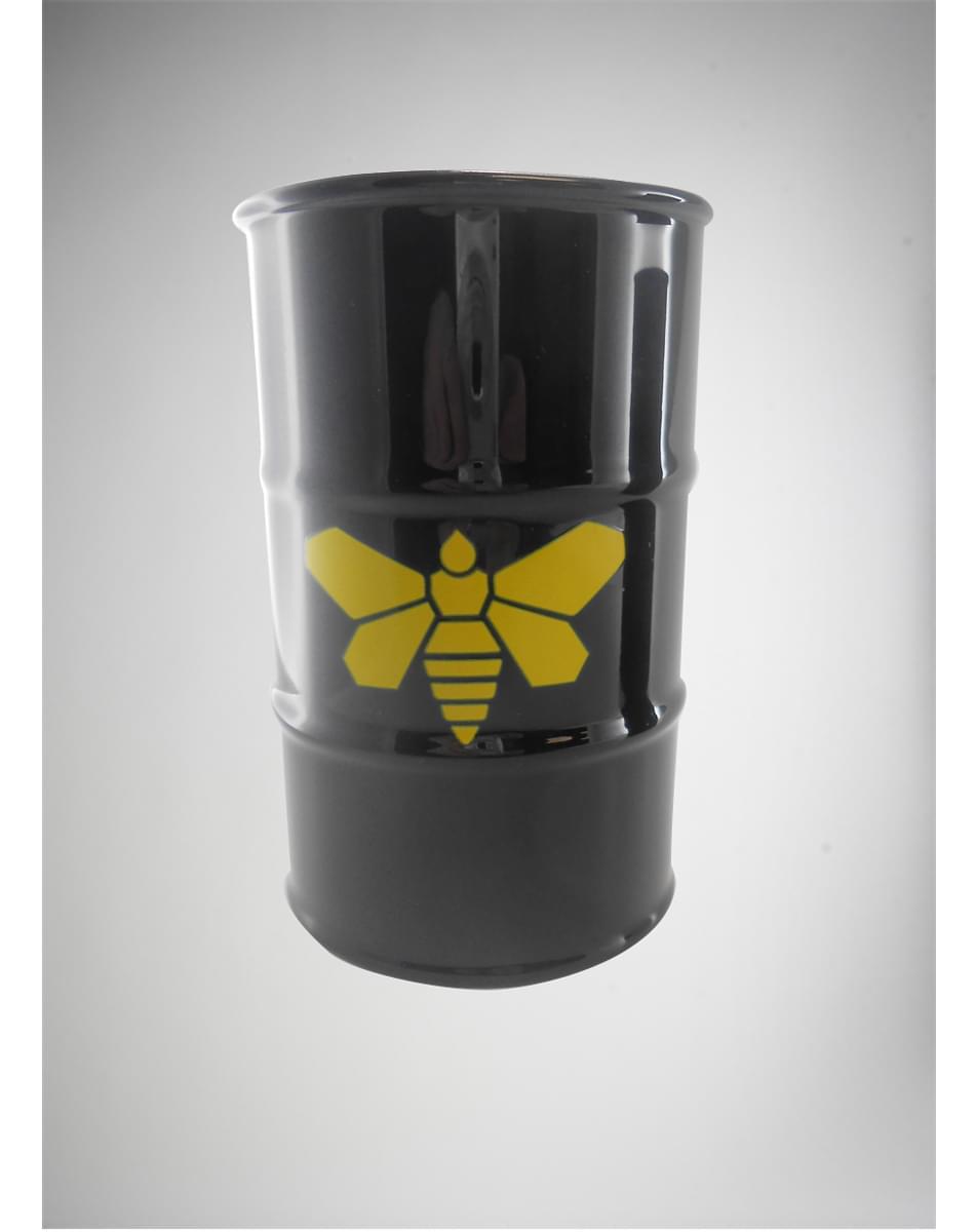 Breaking Bad Barrel Glass