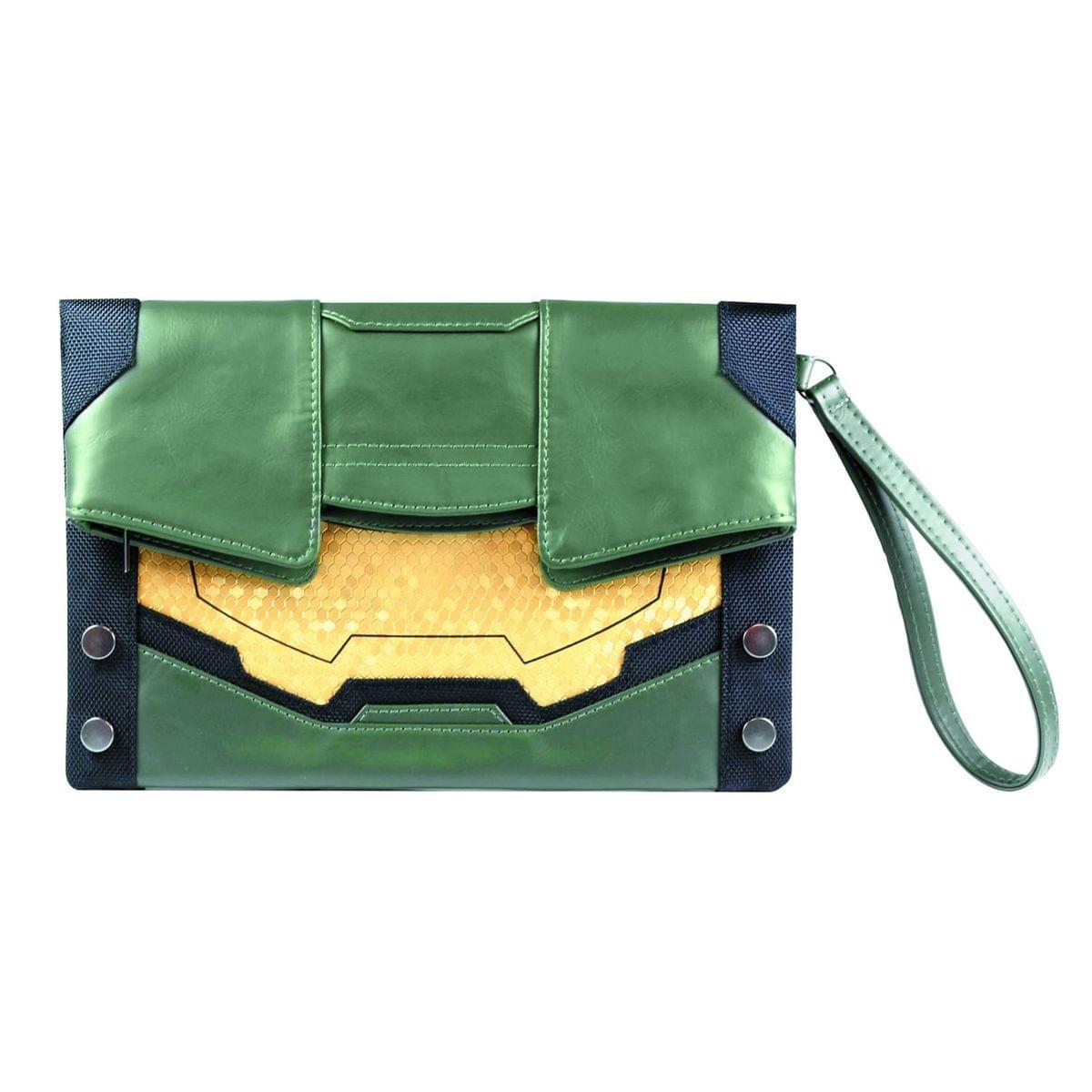 Purse Halo Graphic Clutch Bag