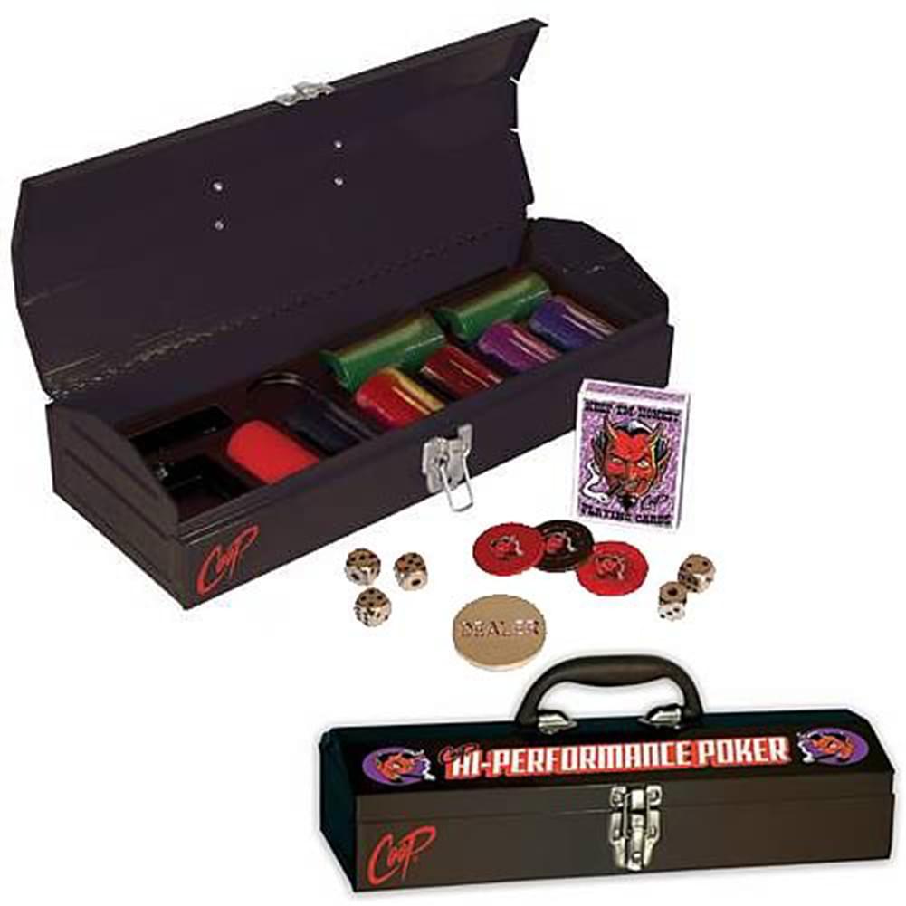 Coop Deluxe Poker Set