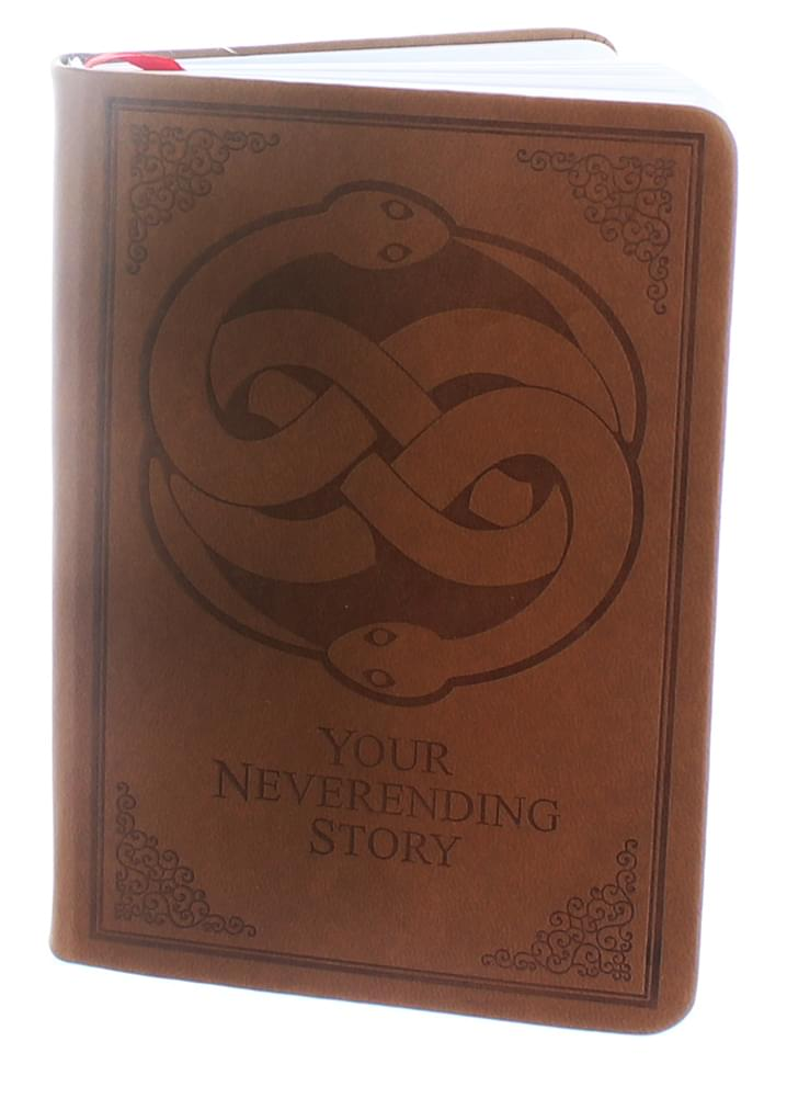 Your Neverending Story Notebook