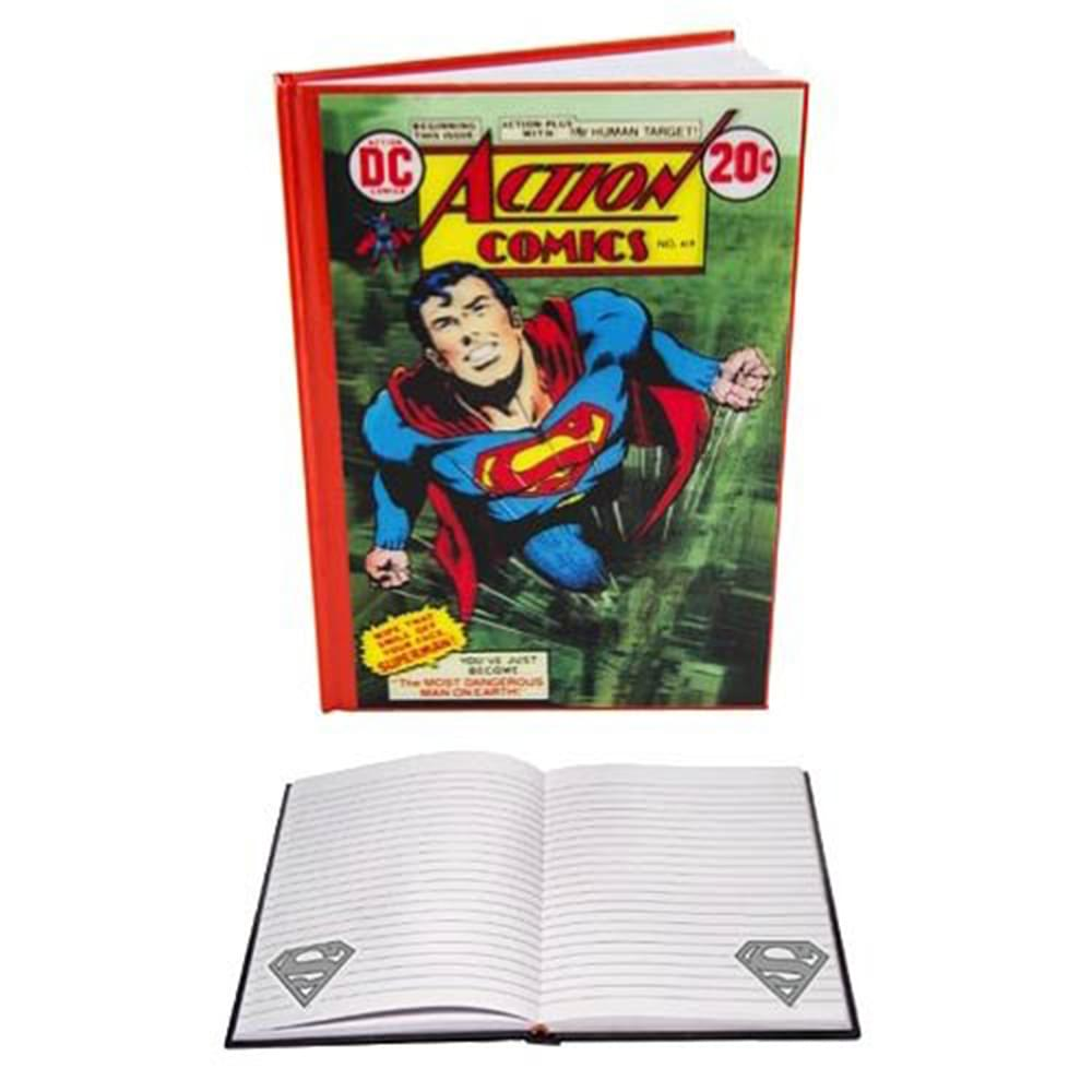 DC Comics Superman Lenticular Notebook