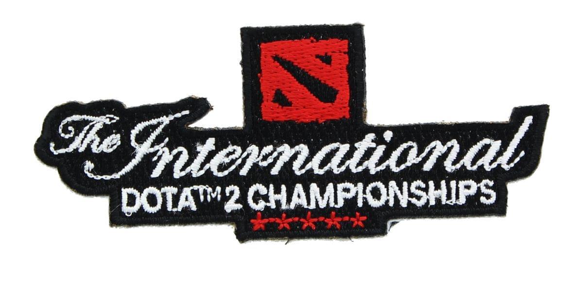 DOTA 2 The International Championships Self Adhesive Patch