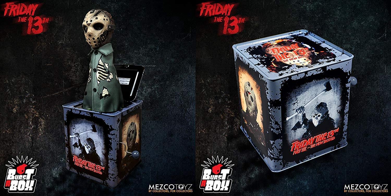 Mezco-Friday the 13th-Jason Rafale-a-Box-Neuf