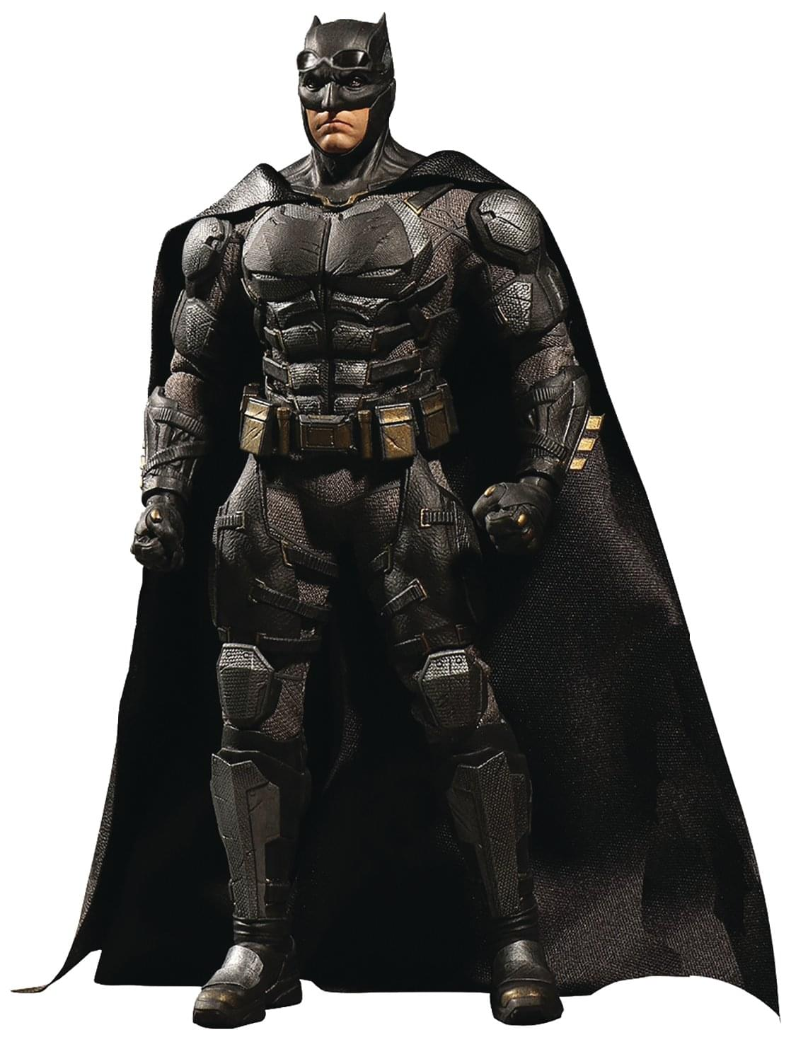 DC Justice League One:12 Collective Tactical Suit Batman Action Figure
