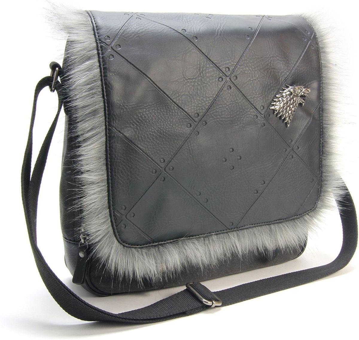 Game of Thrones House Stark Messenger Bag