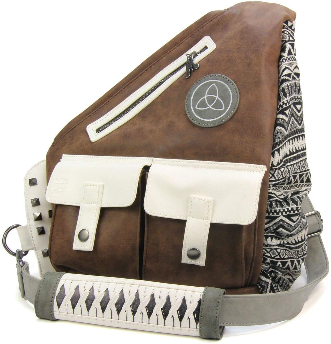 The Walking Dead Michonne Faux Leather Sling Bag
