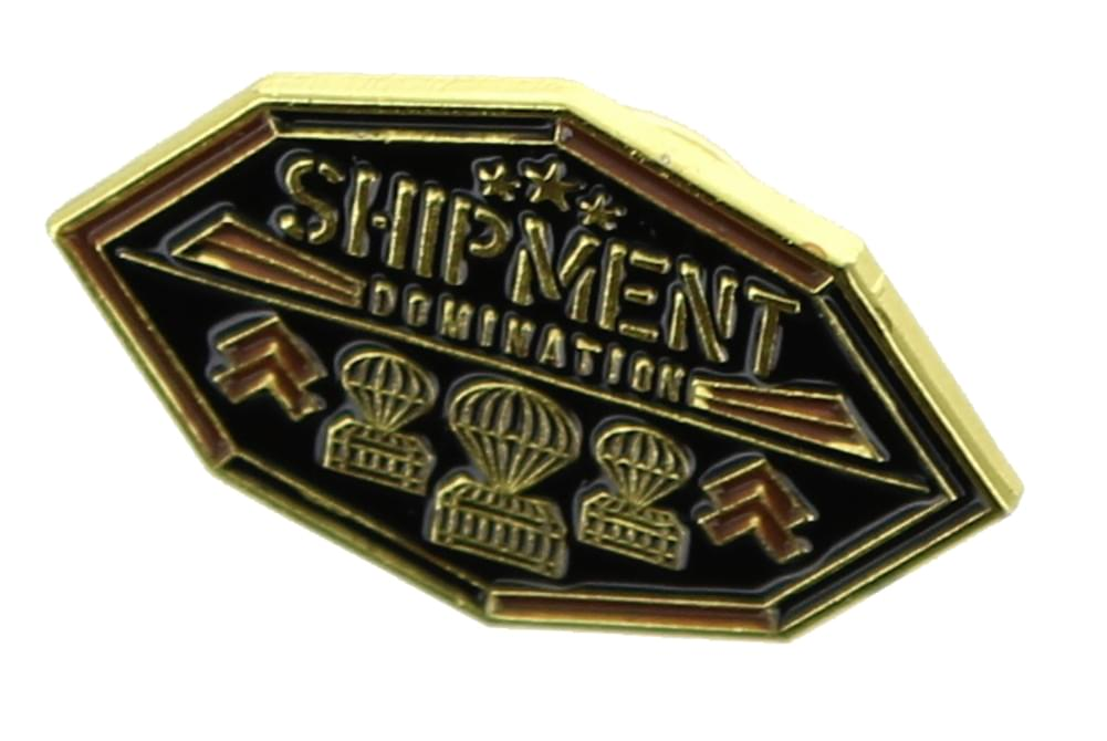 Call of Duty Domination Pin Badge