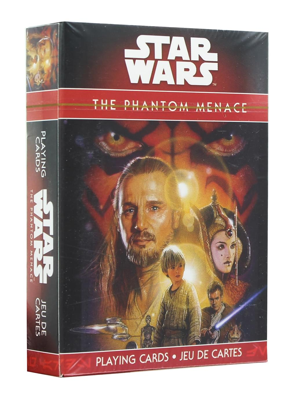 Star Wars The Phantom Menace Playing Cards
