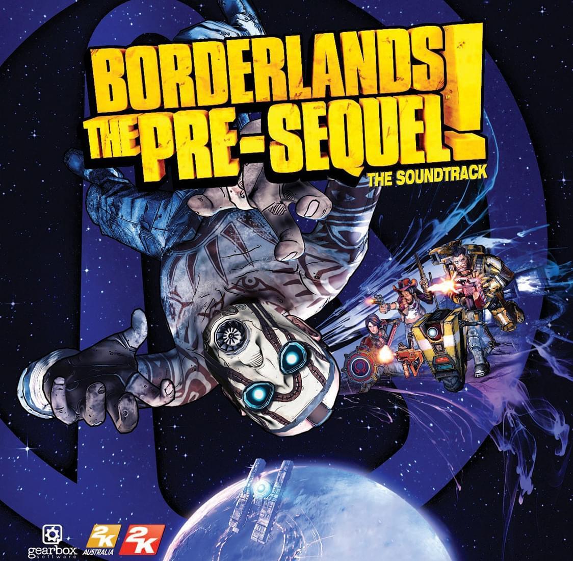 Borderlands: The Pre-Sequel Original Game Soundtrack CD
